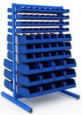 Система хранения из металлаSORTEX 1495-2 №1-4(двухсторонняя) недорого и надежно купить в спб