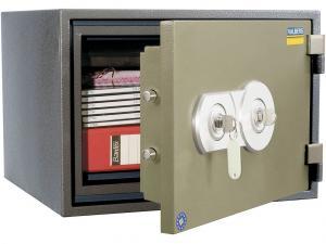 Сейф для денег и документов огнестойкий VALBERG FRS-32 KL / FRS-32 CL / FRS-32 EL  по низкой цене в СПб