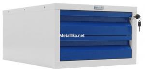 Ящик подвесной для тумбы Profi WD-0 инстументальный металлический