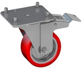 Комплект колес для инструментальной тумбы WS купить недорого