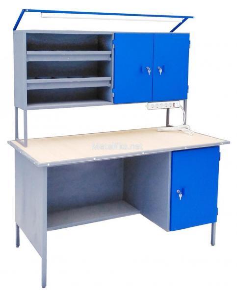 Металлический стол Стол электромонтажника СЭпк01 М купить
