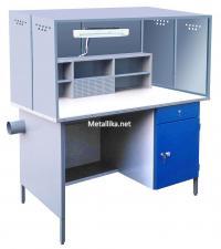 Стол металлический для пайки СПпк23 М купить недорого со скидкой.