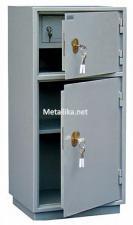 Офисный металлический шкаф  КБ - 042Т / КБС - 042Т  фото