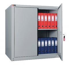 Шкаф архивный металлический для документов РАЦИОНАЛ-11 недорого