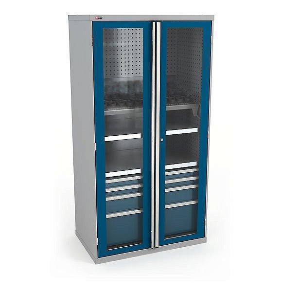 Шкафы инструментальные тяжелые ВС